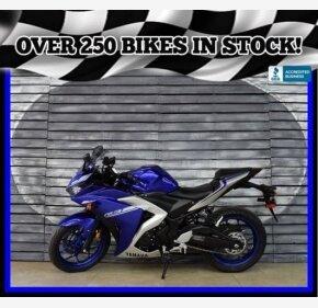 2017 Yamaha YZF-R3 for sale 200735807