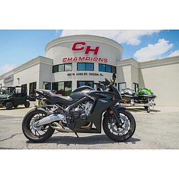 2014 Honda CBR650F for sale 200735831
