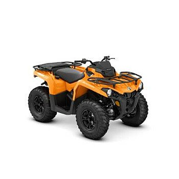 2018 Can-Am Outlander 570 for sale 200735859