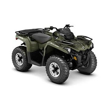 2019 Can-Am Outlander 570 DPS for sale 200735860