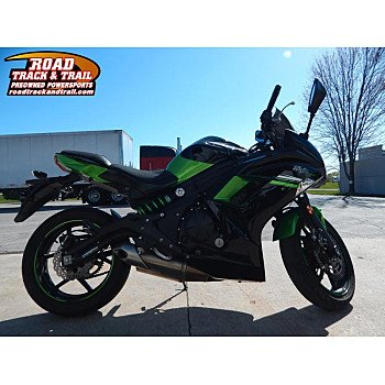 2016 Kawasaki Ninja 650 for sale 200735920
