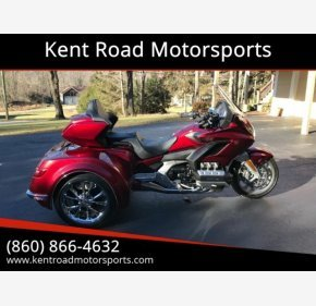 2018 Honda Gold Wing Motorcycles For Sale Motorcycles On Autotrader