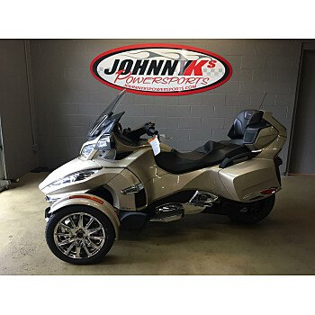 2018 Can-Am Spyder RT for sale 200736107