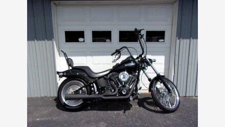 2007 Harley-Davidson Softail for sale 200736294