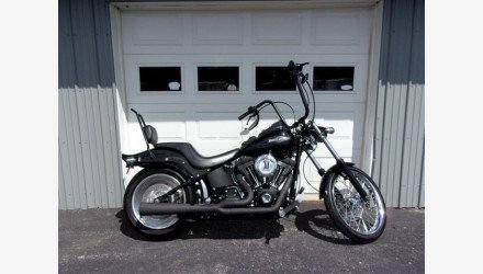 2007 Harley-Davidson Softail for sale 200736294