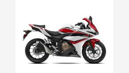 2018 Honda CBR500R for sale 200736374