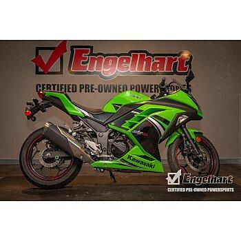 2014 Kawasaki Ninja 300 for sale 200736550