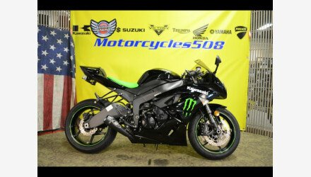 2009 Kawasaki Ninja ZX-6R for sale 200736585