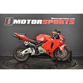 2006 Honda CBR600RR for sale 200736628