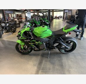 2018 Kawasaki Ninja Zx 10r Motorcycles For Sale Motorcycles On