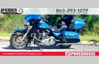 2011 Harley-Davidson Touring for sale 200737060