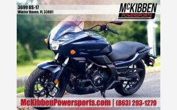 2016 Honda CTX700 for sale 200737063