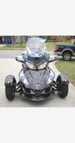 2012 Can-Am Spyder RT Limited SE5 for sale 200737243