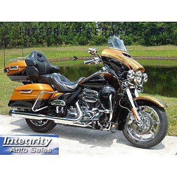 2015 Harley-Davidson CVO for sale 200737260