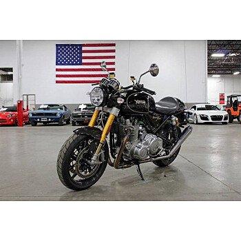 2015 Norton Commando 961 for sale 200737535