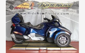 2010 Can-Am Spyder RT for sale 200737598