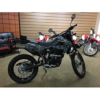 2019 Kawasaki KLX250 for sale 200737808