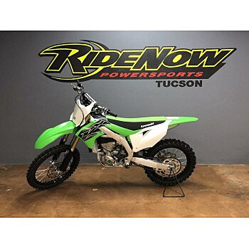2019 Kawasaki KX450F for sale 200737826