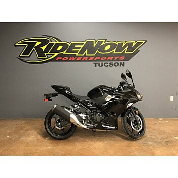 2019 Kawasaki Ninja 400 for sale 200737838
