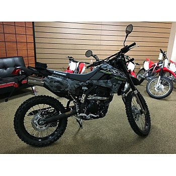 2019 Kawasaki KLX250 for sale 200737906