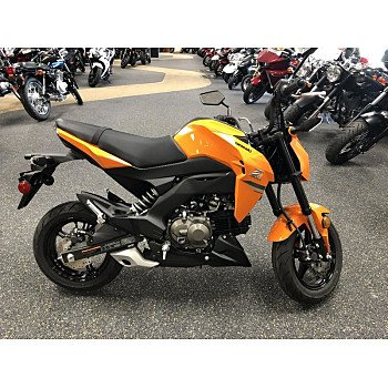 2019 Kawasaki Z125 Pro for sale 200737909