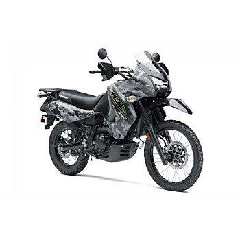 2018 Kawasaki KLR650 for sale 200738052