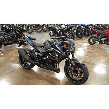 2019 Suzuki GSX-S750 for sale 200738081