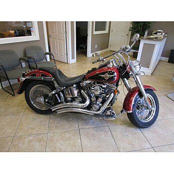 1998 Harley-Davidson Softail Fat Boy for sale 200738553