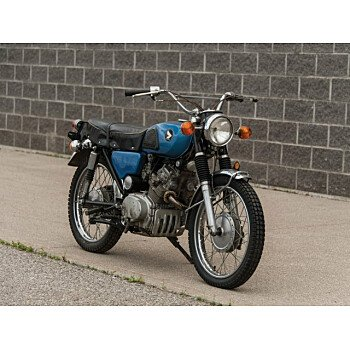 1968 Honda Scrambler for sale 200738803