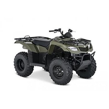 2019 Suzuki KingQuad 400 for sale 200738838