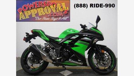2016 Kawasaki Ninja 300 for sale 200739020
