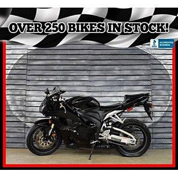 2012 Honda CBR600RR for sale 200739075