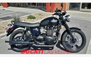 2016 Triumph Bonneville 900 T100 for sale 200739203