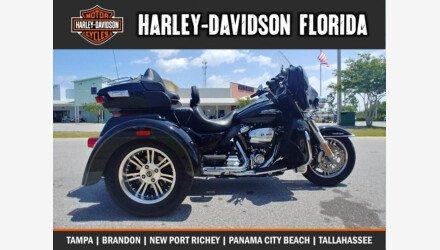 2017 Harley-Davidson Trike Tri Glide Ultra for sale 200739418