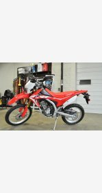 2018 Honda CRF250L for sale 200740078