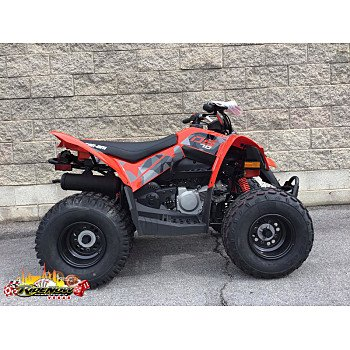 2018 Can-Am DS 70 for sale 200740398