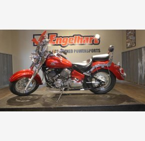 2007 Yamaha V Star 650 for sale 200740525