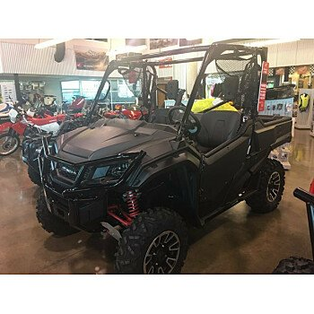 2017 Honda Pioneer 1000 Limited Edition for sale 200740619