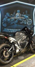 2009 Honda CBR600RR for sale 200740925