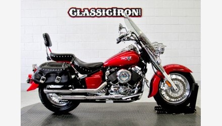 2009 Yamaha V Star 650 for sale 200741086