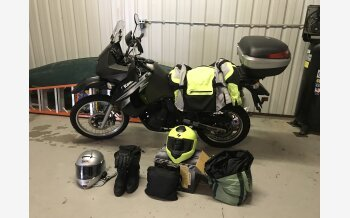 2011 Kawasaki KLR650 for sale 200741104