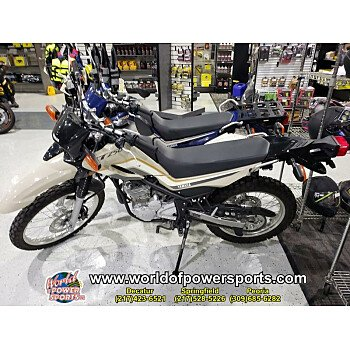 2019 Yamaha XT250 for sale 200741555