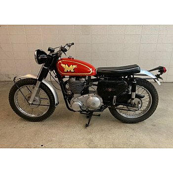 1961 Matchless G80 for sale 200741640