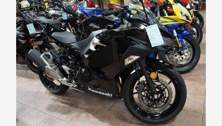 2018 Kawasaki Ninja 400 Motorcycles For Sale Motorcycles On Autotrader