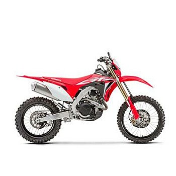 2020 Honda CRF450X for sale 200742104