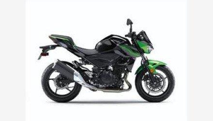 2019 Kawasaki Z400 for sale 200742527