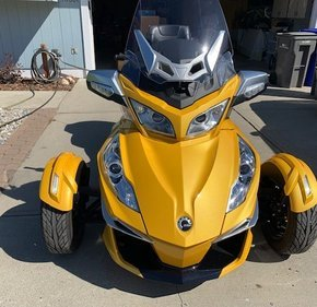 2015 Can-Am Spyder RT for sale 200742861