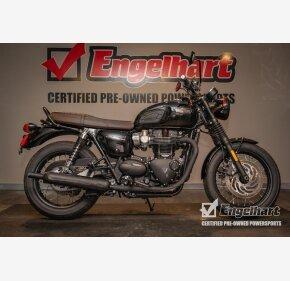 2018 Triumph Bonneville 1200 T120 for sale 200743268