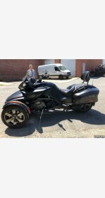 2016 Can-Am Spyder F3 for sale 200743427