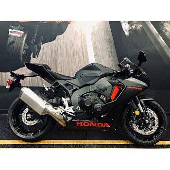 2017 Honda CBR1000RR ABS for sale 200743828